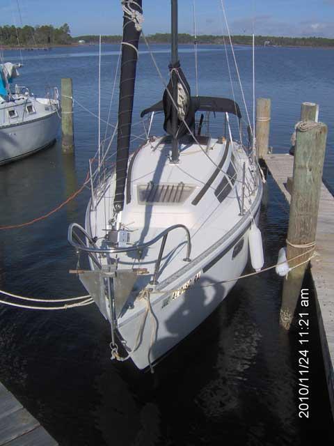 S2 8.0 B, 1977 sailboat