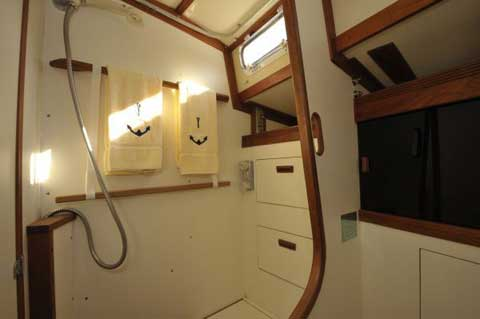 Sabre Sloop, 38', 1987 sailboat