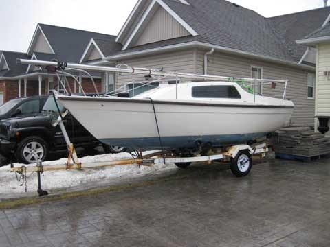 Sandpiper 565 1988 sailboat