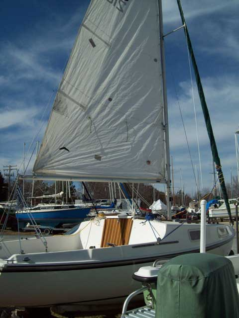 Sailboat Trailer For Sale >> San Juan 21 MK 2, 1979, Mayo, Maryland, sailboat for sale ...