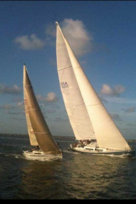 Santa Cruz 27, 1982 sailboat
