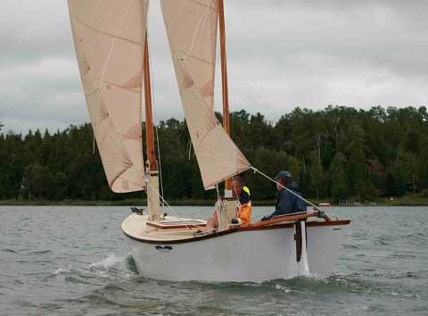 Sea Eagle, 16.5, Ketch, 2009 sailboat