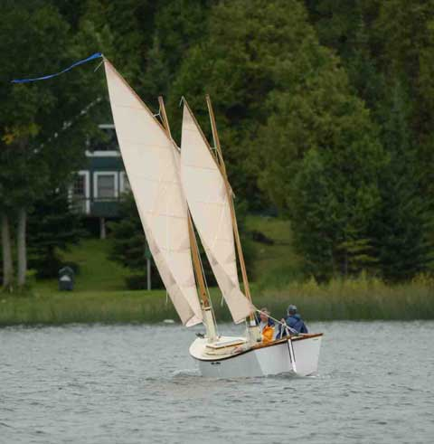 Sea Eagle, 16.5, Ketch, 2009 sailboat