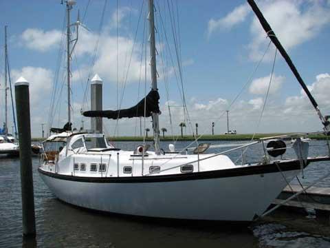 Seafarer, 38', 1974 sailboat