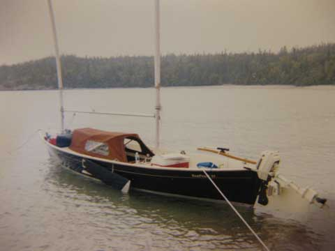 Seapearl 21' Cat Ketch, 1989 sailboat