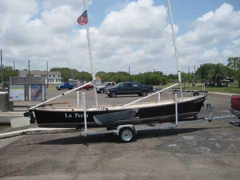 Sea Pearl 21, 1987 sailboat