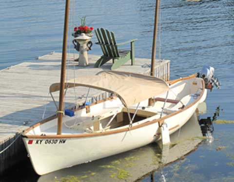 Seapearl 21, 1983 sailboat