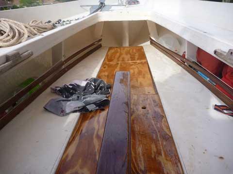 Seapearl 21, 1986 sailboat