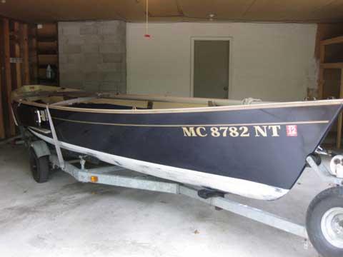 Sea Pearl 21, 1989 sailboat