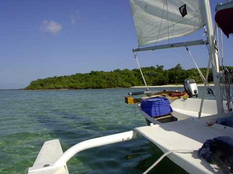 Sea Pearl 1998 sailboat