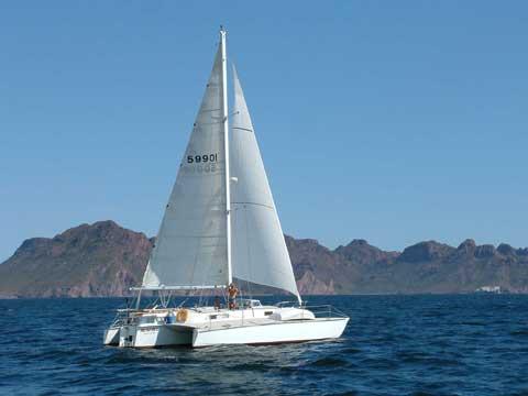 Searunner 40, 1979 sailboat