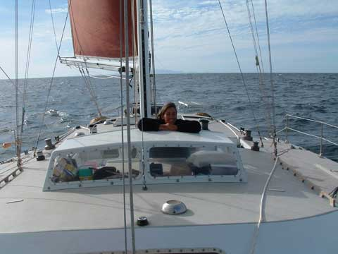 Searunner 40 1979 Offshore Cruising Trimaran Seattle