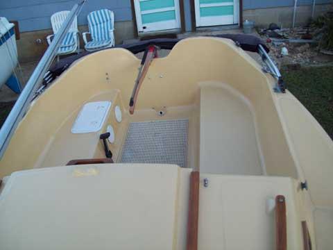 Seaward Fox 17, 1989 sailboat