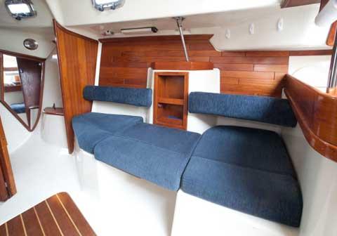 Seaward Eagle RK, 2001 sailboat