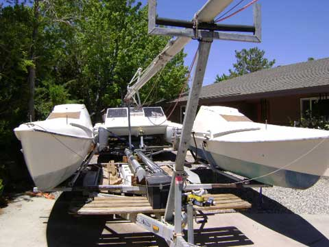 Seawind 24'x16' 1983 sailboat