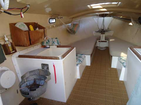 Shearwater, 28', 1989 sailboat