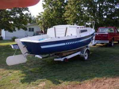 South Coast 22, 1972 sailboat