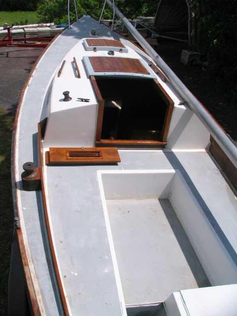 Southcoast Classic 1969 Grapevine Texas Sailboat For
