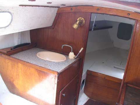 Southcoast classic, 1969 sailboat