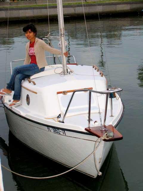 Sovereign 18, 1991 sailboat