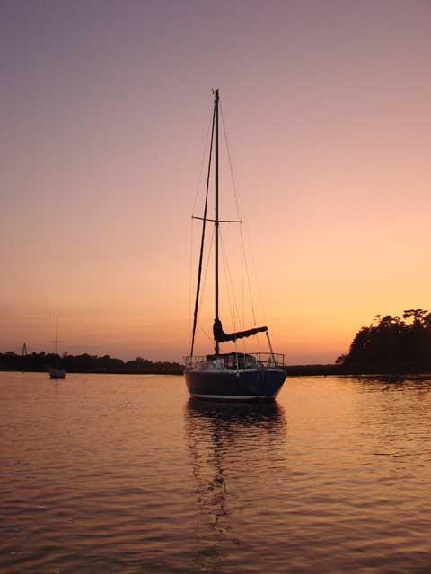 S2 9.2A sailboat