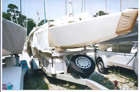 Star Race boat, 1991 sailboat