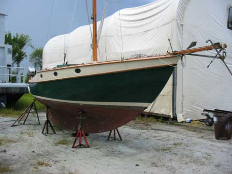 Stone Horse cutter-rigged sloop, 1973 sailboat