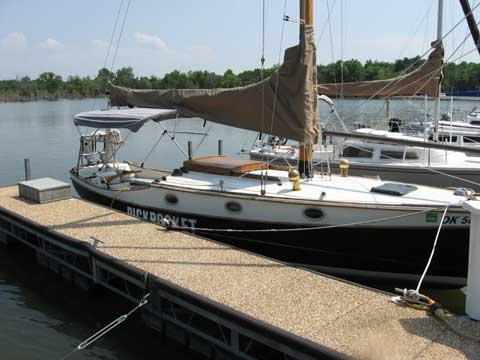 Edey & Duff Stonehorse, 23', 1980 sailboat
