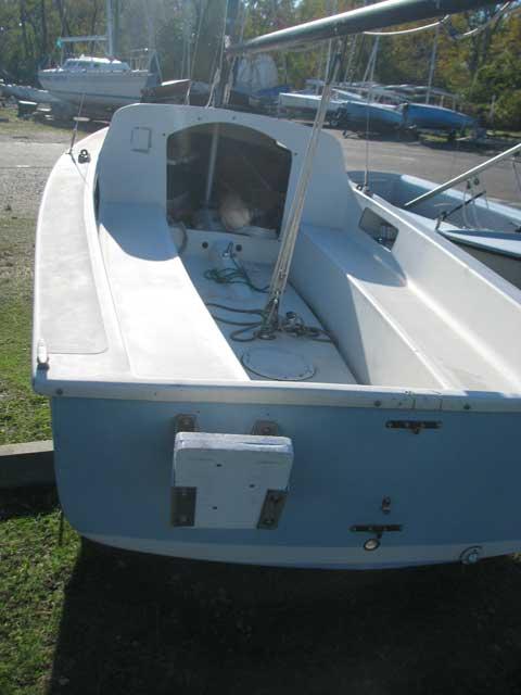 AMF Sunbird 16', 1982 sailboat