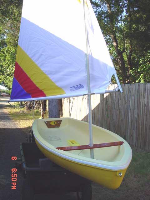 Sunflower Super Snark, 1973 sailboat