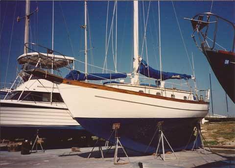 CT 34, Ta Chiao, 1978 sailboat