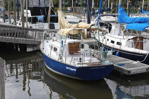Tartan 27, 1964 sailboat