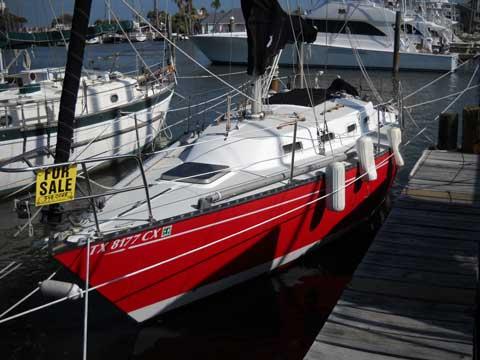 Tartan 28, 1984 sailboat