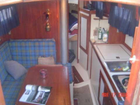 Tartan 30 1974 Pensacola Florida Sailboat For Sale