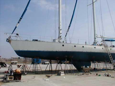Teckha 66, 1982 sailboat