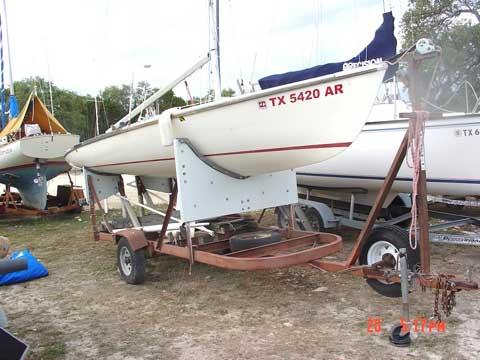 International Tempest, 1975 sailboat