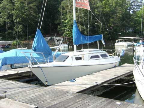 US 27, 1980 sailboat