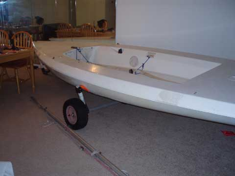 Vanguard 15, 1997 sailboat