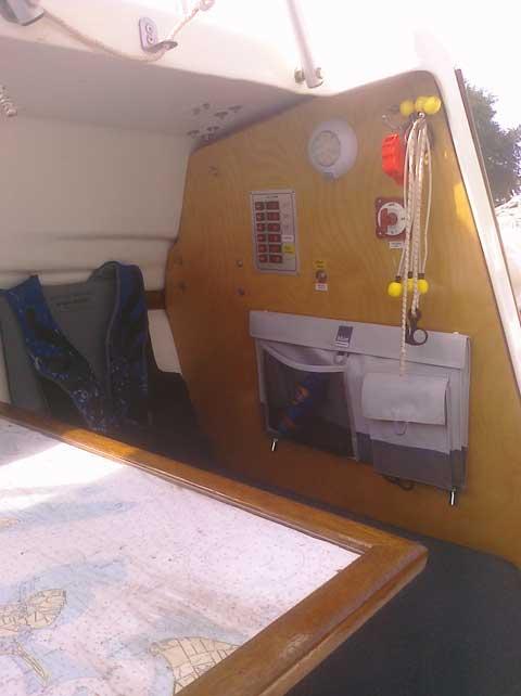 MacGregor Venture V-222, 1978 sailboat