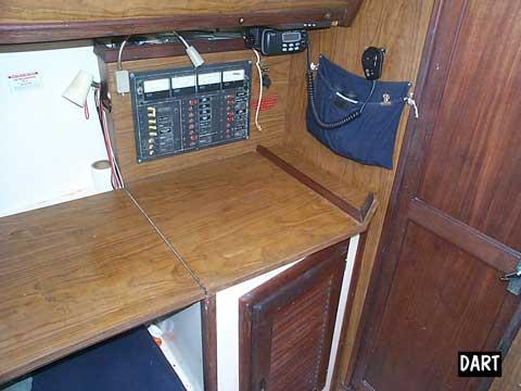Watkins 36 sailboat
