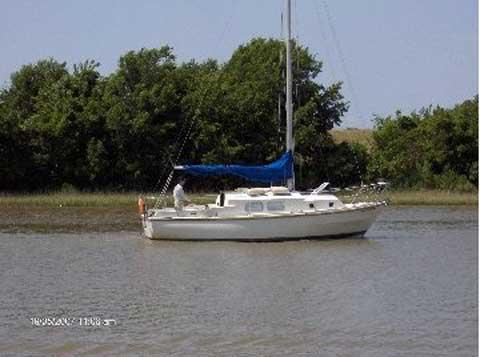 Westerly Centaur 1979 sailboat