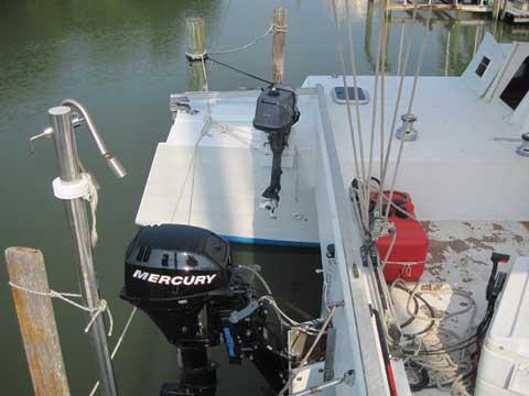 Richard Woods Catamaran, 36 ft., 2003 sailboat