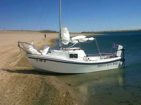 West Wight Potter 15 2002 Denver Colorado Sailboat For Sale