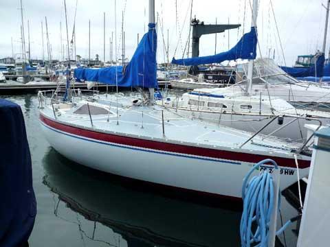 Yamaha 25 ft., 1977 sailboat