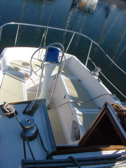 Yankee 30, 1971 sailboat