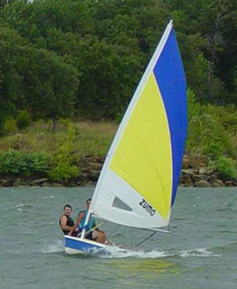 Zuma, 2003 sailboat