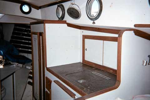 Aquarius Pilot Cutter, 24', 1980, Demopolis, Alabama sailboat