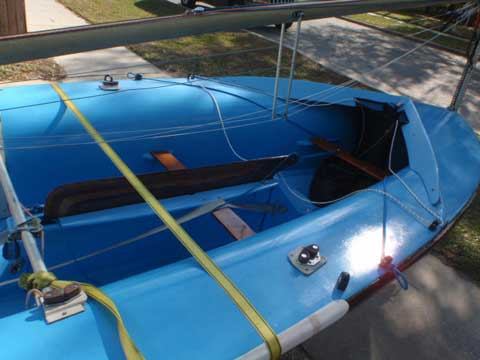 International 420, 1966 sailboat