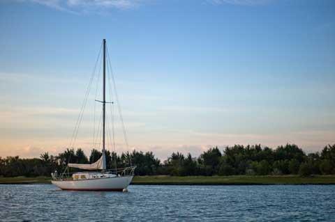 Alberg 30, 1969 sailboat