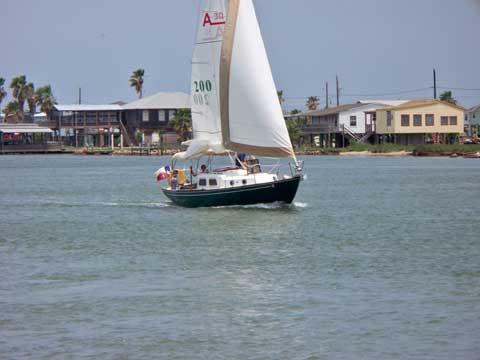 Alberg 30, 1966 sailboat